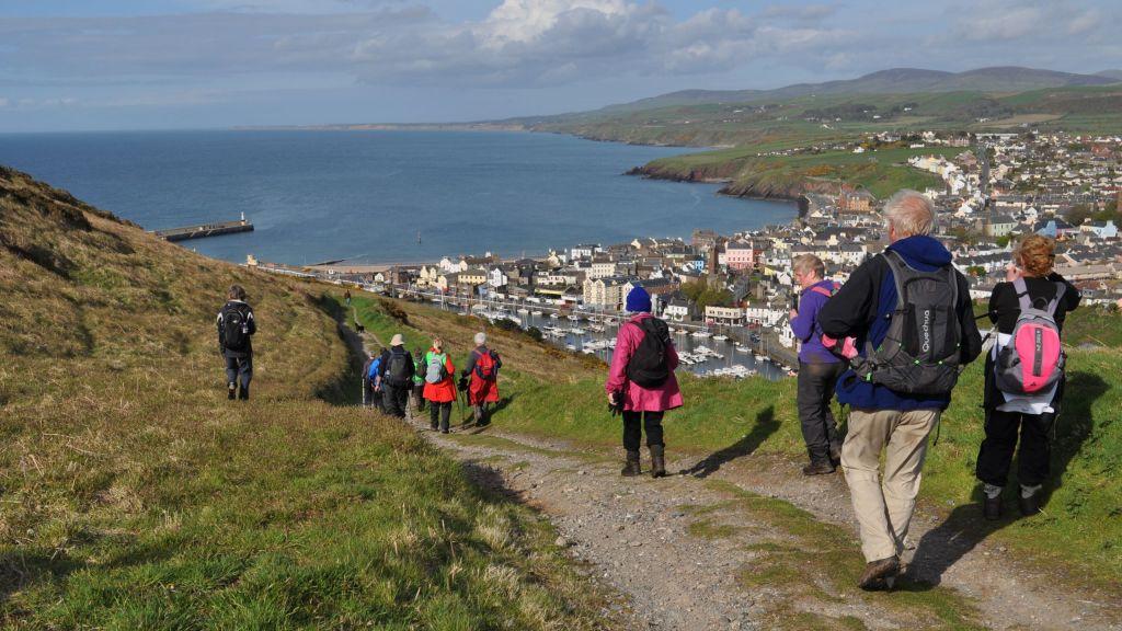 Port Erin to Peel